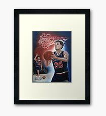 Mark Price Framed Print