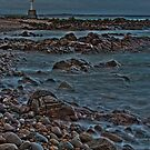 Little lighthouse by Greig Nicholson