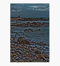 Little lighthouse Photographic Print