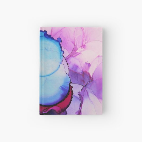 Bubbles of Colours Hardcover Journal