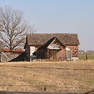 Deserted Farmhouse by Susan Russell