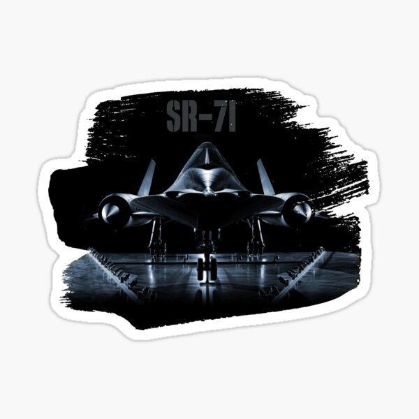 SR-71 Sticker