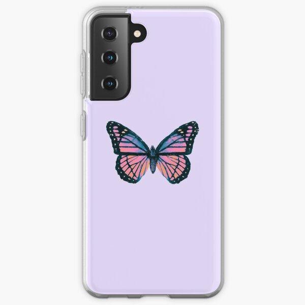 monarch butterfly  dream Samsung Galaxy Soft Case