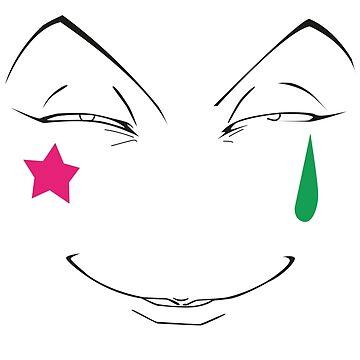 Hisoka smile by Hisoka