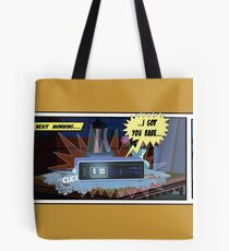 Groundhog Tote Bag