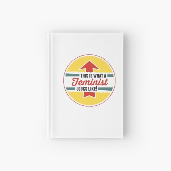 This is what a Feminist Looks Like Hardcover Journal
