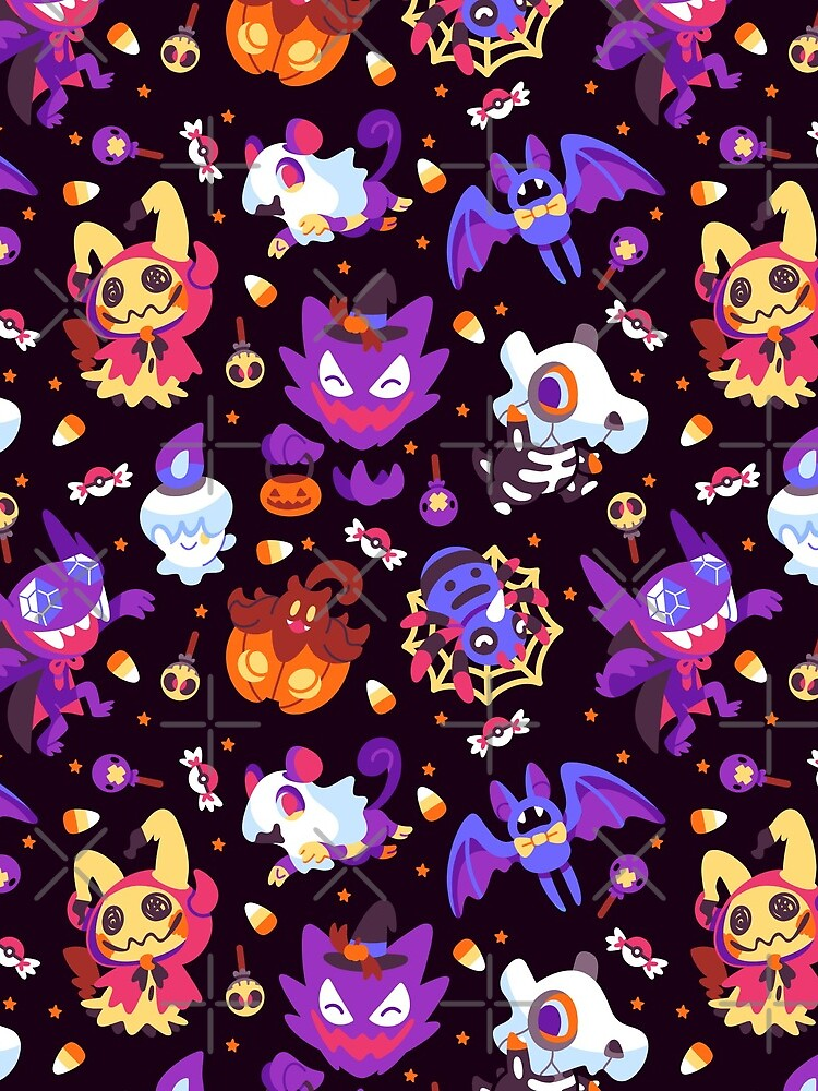 Halloween Pokes by Versiris