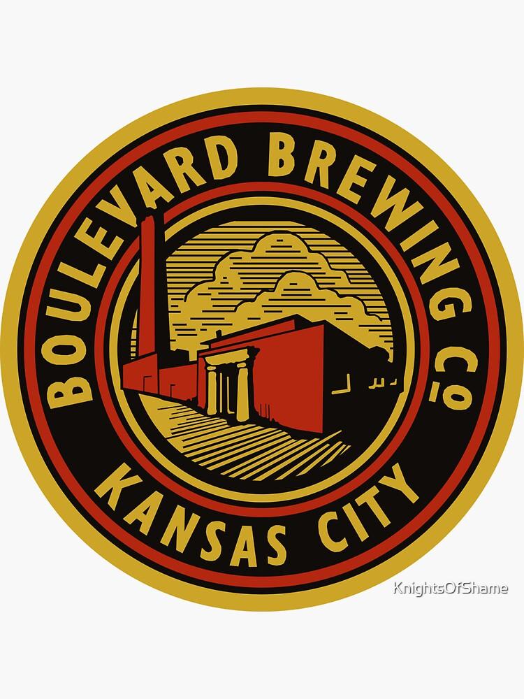 Vintage Boulevard Beer Co. Bottle Cap by KnightsOfShame