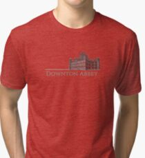 Downton Abbey Tri-blend T-Shirt