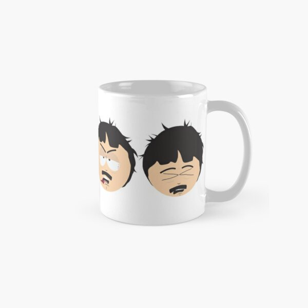 The Heads Mugs | Redbubble