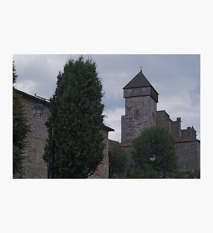 Saint Bertrand de Comminges Photographic Print