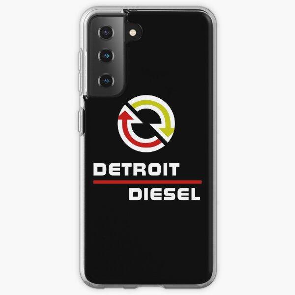 Detroit Diesel Samsung Galaxy Soft Case