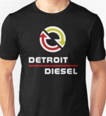 Detroit Diesel Unisex T-Shirt