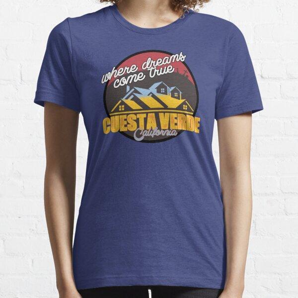Cuesta Verde Poltergeist Essential T-Shirt