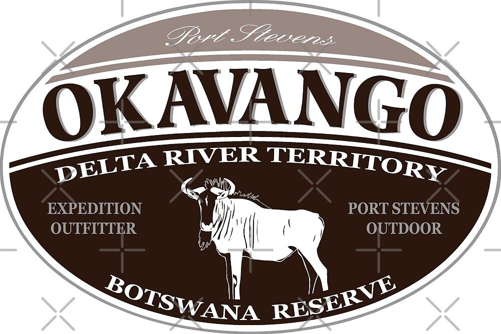 Okavango Wildebeest by Port-Stevens
