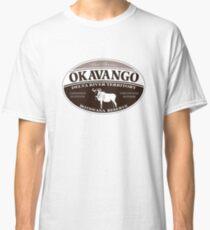 Okavango Wildebeest Classic T-Shirt