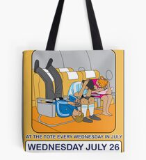 Telecom July Wednesday Residency at The Tote 2006: July 26 Tote Bag
