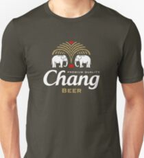 Chang Beer Thailand Unisex T-Shirt