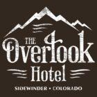 The Overlook Hotel T-Shirt (worn look) by KRDesign