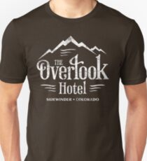 The Overlook Hotel T-Shirt (worn look) Unisex T-Shirt