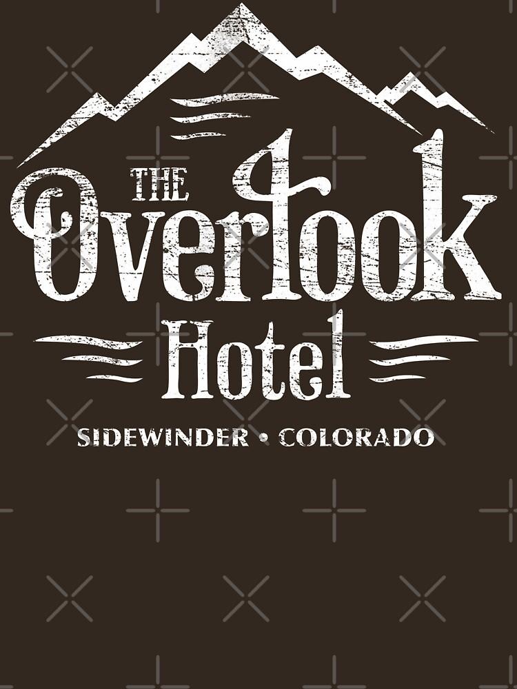 The Overlook Hotel T-Shirt (worn look) | Unisex T-Shirt