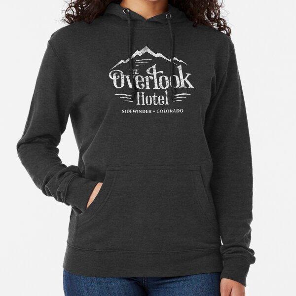 The Overlook Hotel T-Shirt (worn look) Lightweight Hoodie