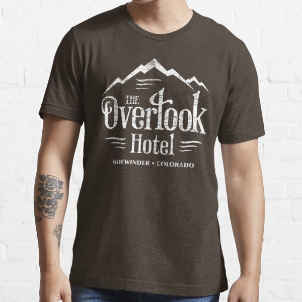 The Overlook Hotel T-Shirt (worn look) Essential T-Shirt