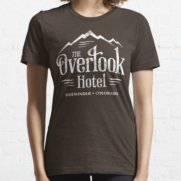 Le T-Shirt de l'Hôtel Overlook (look usé) T-shirt essentiel