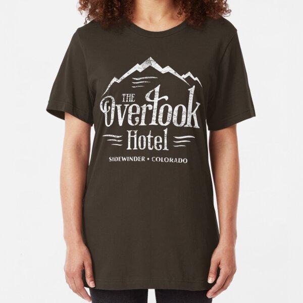 The Overlook Hotel T-Shirt (worn look) Slim Fit T-Shirt