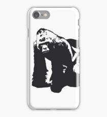 Silverback Gorilla iPhone Case/Skin