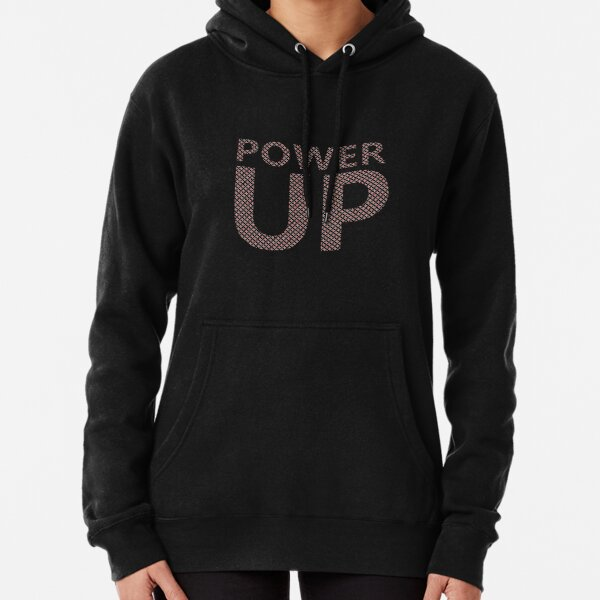 Gradius Power Up Pullover Hoodie