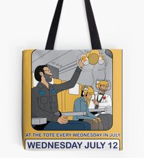 Telecom July Wednesday Residency at The Tote 2006: July 12  Tote Bag