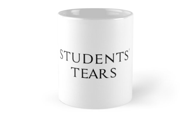 Students' Tears by NoniRose
