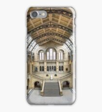 Natural History Museum - Hintze Hall iPhone Case/Skin