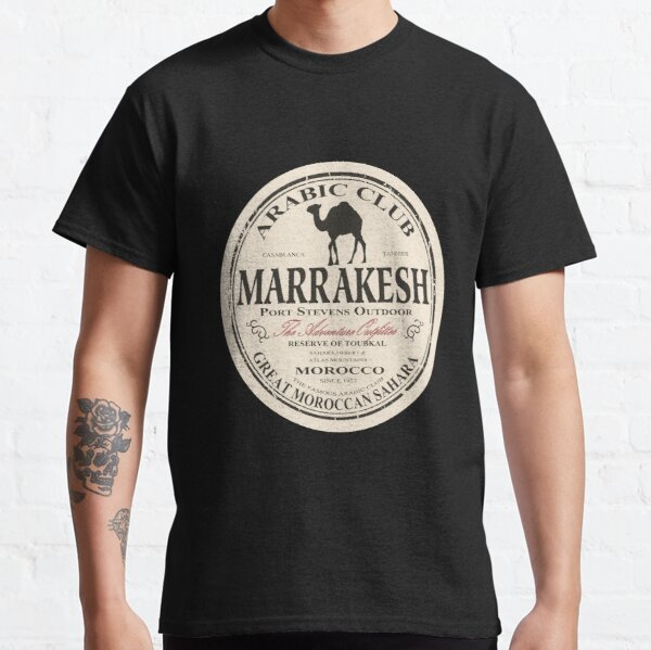 Marrakesh camel Classic T-Shirt