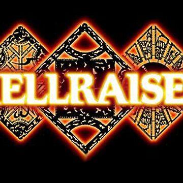 Hellraiser Logo by MohrCreations