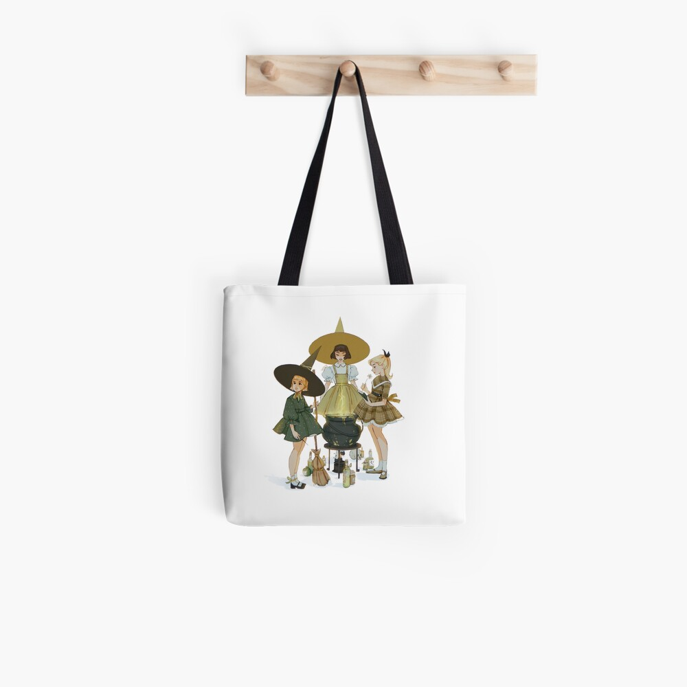 vintage witches ii Tote Bag