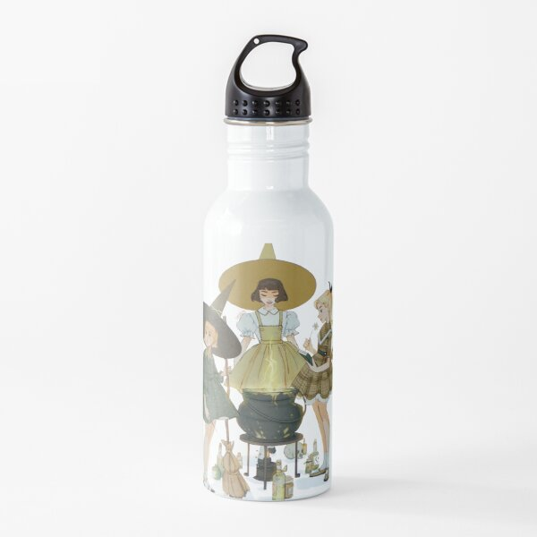 vintage witches ii Water Bottle