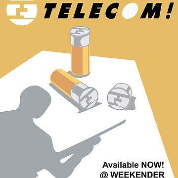 Telecom at Weekender 2006 02 25 by telecom