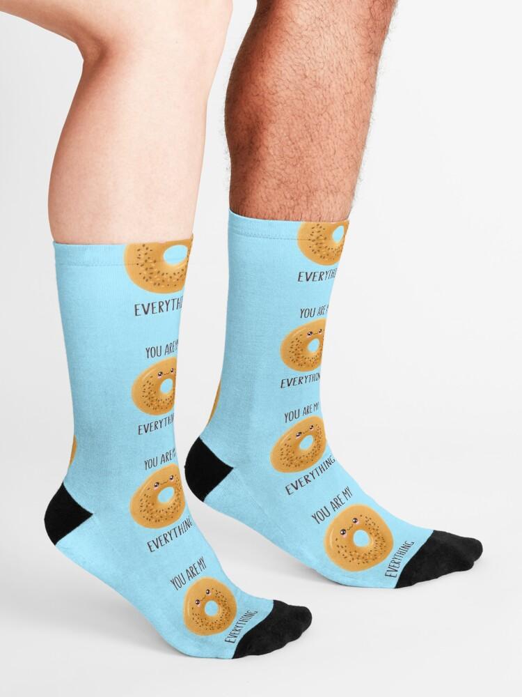 Alternate view of My Everything Bagel Socks
