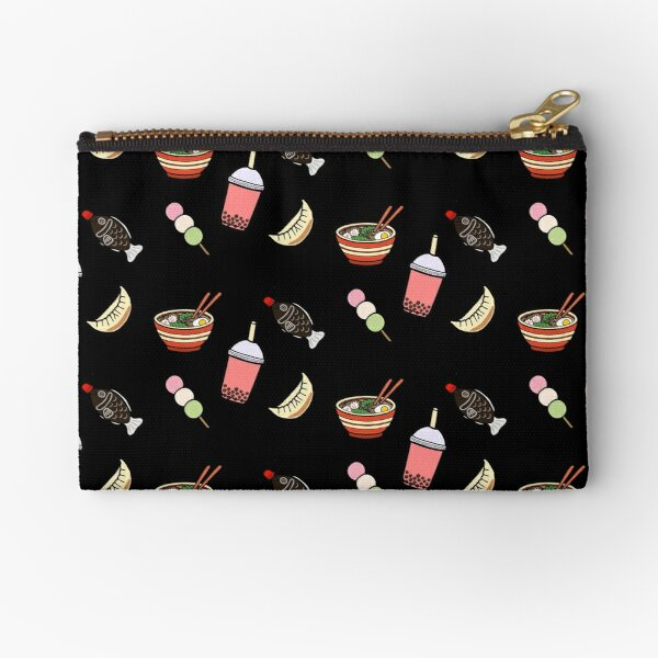 Japanese Food & Drink Zipper Pouch