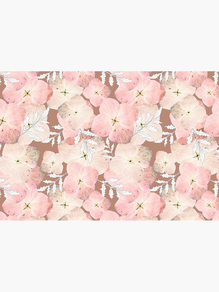 Hortensie Pastell von RanitasArt