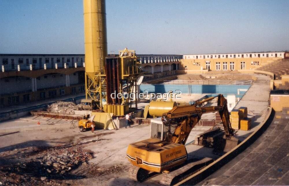 St. Leonards, circa 1987 by dougie1page2