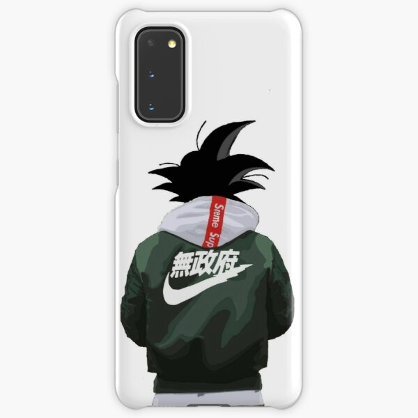 Son Goku Supersaiyan Samsung Galaxy Snap Case