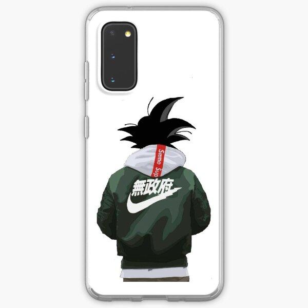 Son Goku Supersaiyan Samsung Galaxy Soft Case