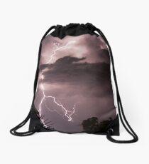 Summer Fury Drawstring Bag
