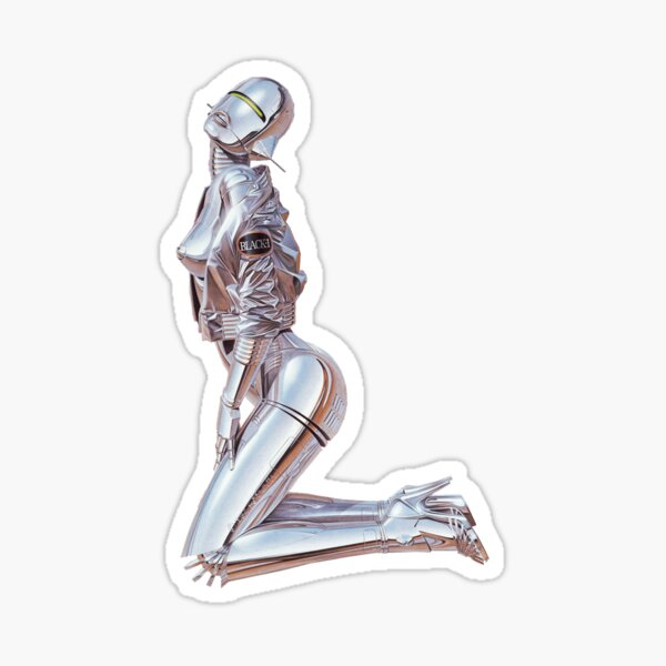 Pose Robot Sticker