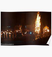 2011 FIREDANCE 147 Poster