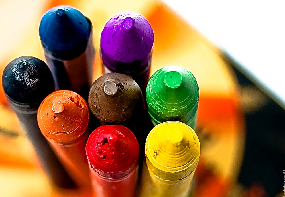 Colors 4 by Mark David Barrington