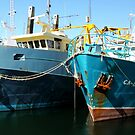 Fishing Boat Harbour by robbah